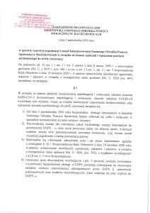 Zarządzenie nr 011.6.2020 z dnia 5.10.2020 r-1